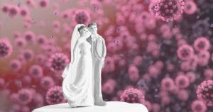 À quoi ressemble l'organisation de mariage pendant la pandémie de coronavirus