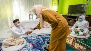 COVID-19: Les mariages sont à nouveau autorisés en Malaisie, mais les acteurs de l'industrie s'attendent à ce que l'accalmie se poursuive