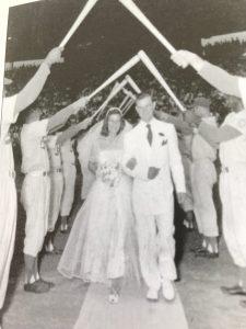 Des mariages à la Beatlemania, retour sur Dunn Field