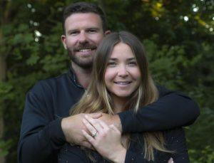 Pas le genre de mariage qu'ils avaient prévu – et payé en partie