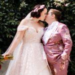 Un mariage au Cira Center de Philadelphie rempli de touches personnelles