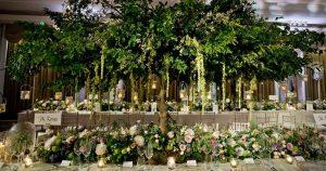 les 6 tendances mariage de 2020 selon les wedding planneurs de stars