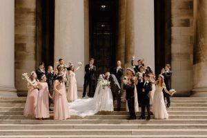 À l'intérieur du magnifique mariage d'Angel Wolf et Gregory Morrison à Pittsburgh – AKSM Media