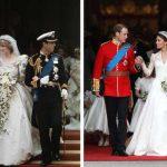 8 mariages royaux célèbres dans l'histoire britannique