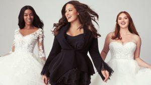 Ces lignes de mariée sans taille ont des robes de mariée, pour tous les styles et tous les budgets