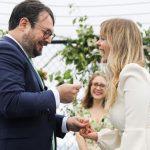 Elisa Benson et Peter Gaston