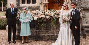 Le mariage de la princesse Béatrice a rendu hommage à la reine Elizabeth