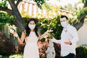 Les mariages à petite échelle au milieu d'une pandémie peuvent être une bonne chose
