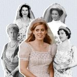 Signification derrière la reine Elizabeth prêtant le diadème à franges de la princesse Béatrice la reine Mary