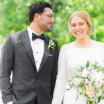 Un couple de Philadelphie a déplacé sa cérémonie juive d'un mois