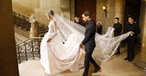 Les plus grandes tendances du mariage de luxe en 2021