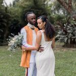 Mariage intime de Wanja Wohoro et Junior Nyong'o dans leur ville natale de Nairobi