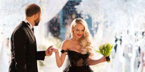 Photos exclusives du mariage de Christine Quinn à vendre Sunset