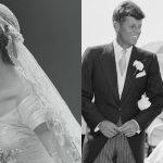 Robe de mariée de Jackie Onassis Kennedy
