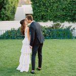 Un mariage axé sur la musique au Parker Palm Springs