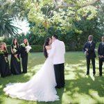 Un mariage classiquement chic à Malibu, Californie