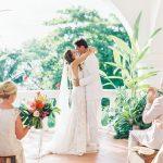 Un mariage inspiré du surf au Nosara Beach Hotel