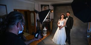 La pandémie de coronavirus frappe de gros mariages turcs