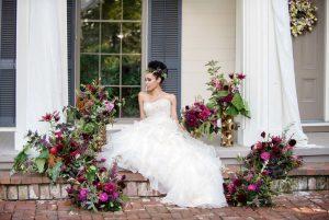 Les licences de mariage sont en baisse, mais les rêves de planifier un mariage ne peuvent pas être atténués