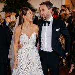 Un mariage élégant avec le vieux style hollywoodien à Charleston