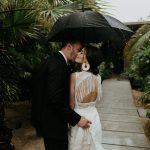 Un mariage de destination intime à Acre à Cabo