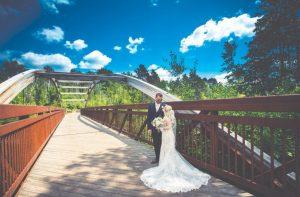 Créez un mariage unique et personnalisé à Giants Ridge | Focus sur la ville natale