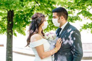 Mariage COVID 19 – De vrais conseils de mariées COVID
