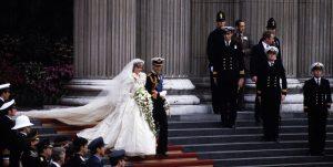 Robe de mariée de la princesse Diana – Tous les détails sur la robe de mariée de la princesse Diana