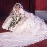 Robe de mariée de la princesse Diana: tous les détails sur la robe emblématique du Royal