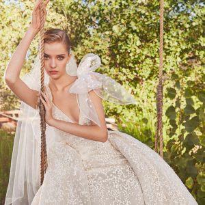 Robes de mariée Elie Saab par saison