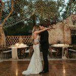 Un mariage de rêve au ranch California's Hummingbird Nest