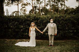 Un mariage très COVID • Boca Magazine