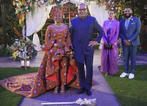 """""""Black-ish"""" célèbre la culture et la tradition à travers la robe de mariée Ruby"""