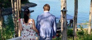 Ce que je regretterai – et ne regretterai pas – à propos de mon mariage pandémique