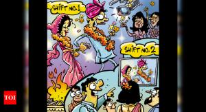 Delhi NCR: Les invités se sont divisés en salles et en équipes, se mariant à des moments difficiles | Actualités Gurgaon
