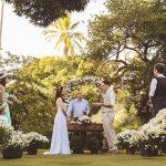 Entretien avec un organisateur de mariage