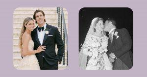Eunice Kennedy Shriver se marie dans la robe de mariée de la grand-mère du même nom