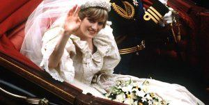 La robe de mariée de la princesse Diana a été recréée pour la couronne