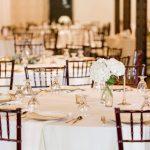 Lieux de mariage dans le New Jersey, les couples sont partis après la surprise de 22 heures. coupure de salle à manger intérieure
