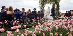 Plus de 10 idées d'allées de mariage uniques et magnifiques