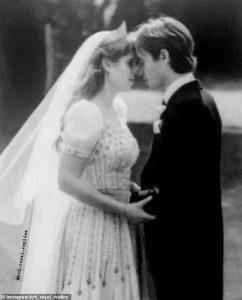 Sarah Ferguson partage une autre photo invisible du mariage de la princesse Béatrice avec Edo Mapelli Mozzi