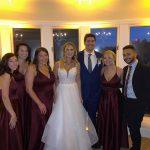 Un couple dont le mariage au country club de Long Island s'est transformé en événement « super répandu » est révélé