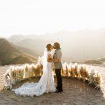 Un mariage de rêve à Malibu Rocky Oaks