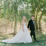 Un mariage glamour au Baumberhof dans l'Oklahoma