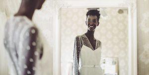 20 idées de cheveux de mariage naturels