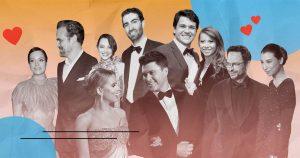 Célébrités qui se sont mariées cette année