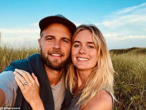 CRESSIDA BONAS: Mon mariage de verrouillage parfaitement imparfait