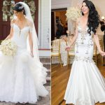 Comment la créatrice Pnina Tornai a créé 2 looks de mariage de rêve pour une mariée, y compris une robe de réception recouverte de cristaux