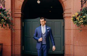 Grant McNamara a créé une entreprise en tant que concierge pour les mariés – WWD