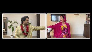 L'expérience du mariage Zoom en Inde a échoué. Il n'avait pas cette gueule de bois de quatre jours